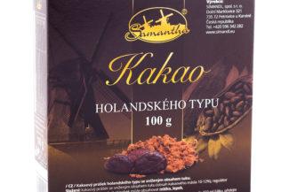 Kakao holadského typu krabička 100g
